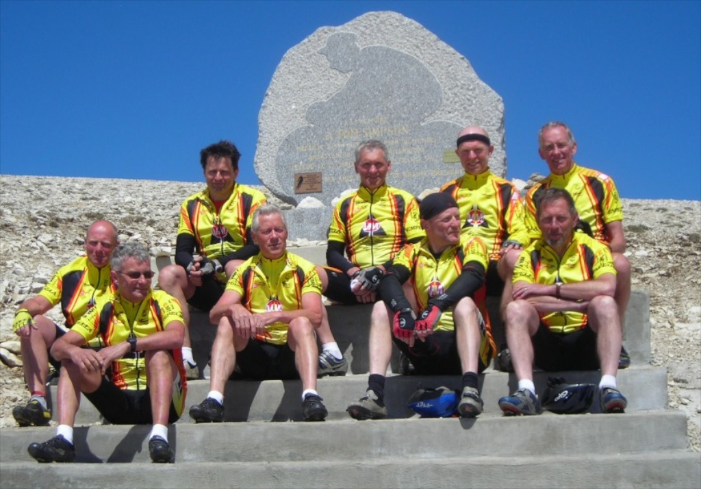 Fietsclub Website 16